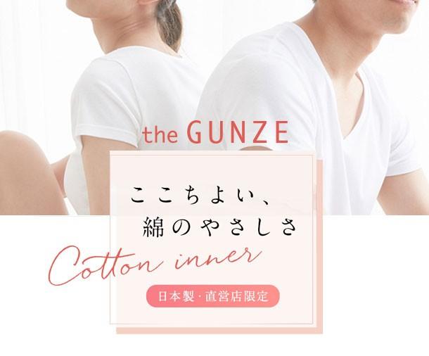 the GUNZE