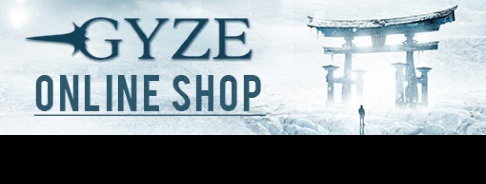 GYZE online shop