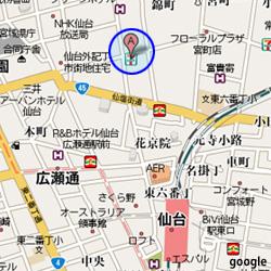 花京院薬局マップ