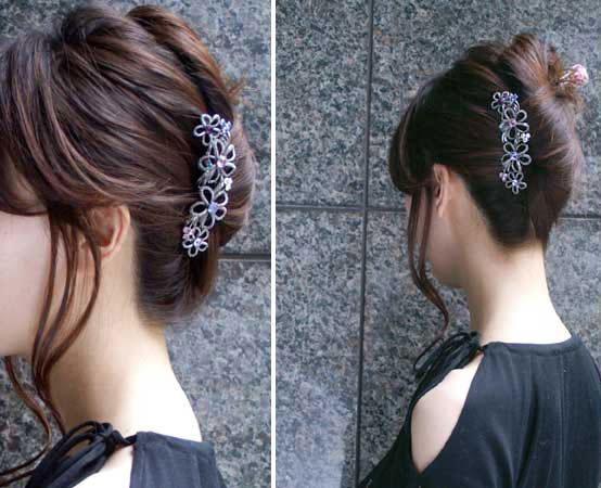 目指すは美容部員のように上品で清楚な女性♪おすすめの髪型 ...