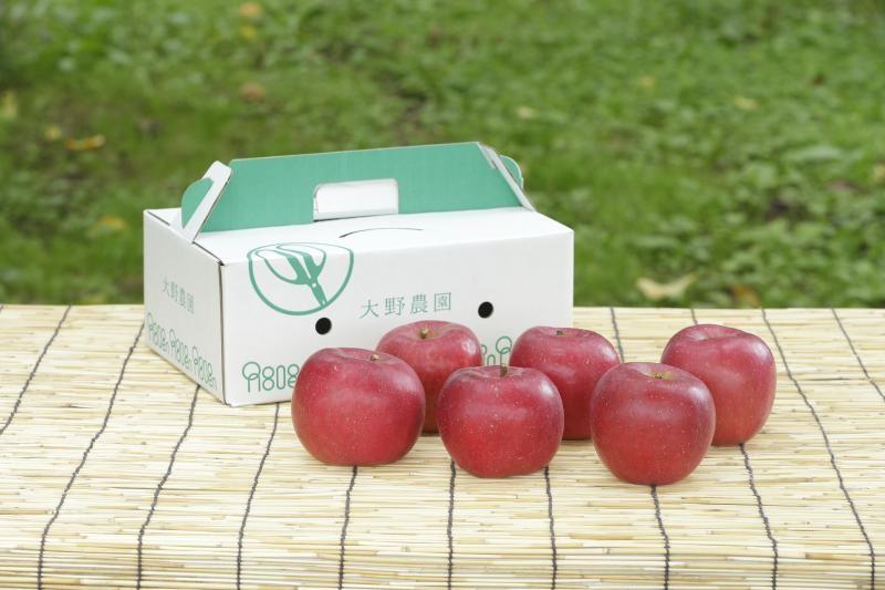 林檎2キロ約6玉入り