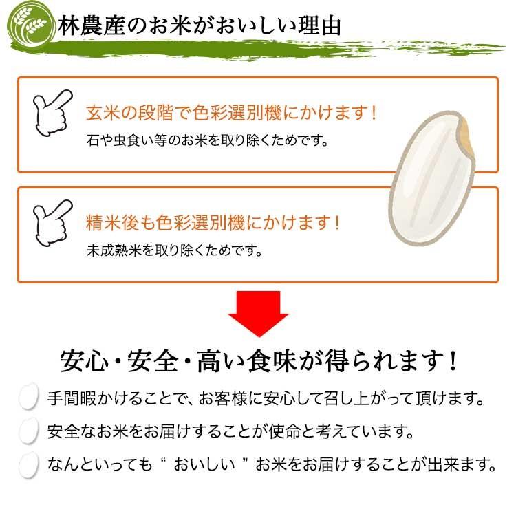 林農産のお米がおいしい理由