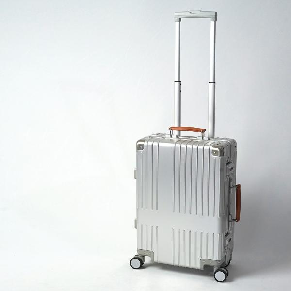 イノベーター アルミスーツケース メーカー直送  Sサイズ 2年保証付き INV1811 1〜2日 機内持ち込み 36L innovator TSAロック搭載 ダイヤルロック|haloaboxart|13