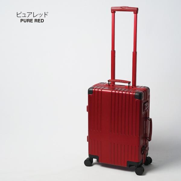 イノベーター アルミスーツケース メーカー直送  Sサイズ 2年保証付き INV1811 1〜2日 機内持ち込み 36L innovator TSAロック搭載 ダイヤルロック|haloaboxart|17