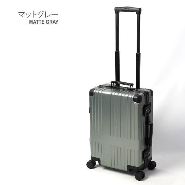 イノベーター アルミスーツケース メーカー直送  Sサイズ 2年保証付き INV1811 1〜2日 機内持ち込み 36L innovator TSAロック搭載 ダイヤルロック|haloaboxart|19