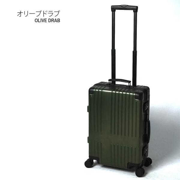 イノベーター アルミスーツケース メーカー直送  Sサイズ 2年保証付き INV1811 1〜2日 機内持ち込み 36L innovator TSAロック搭載 ダイヤルロック|haloaboxart|21