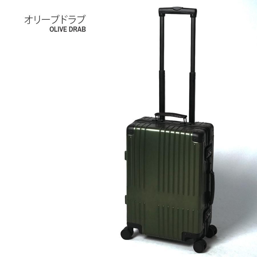 イノベーター スーツケース innovator inv1811 36L Sサイズ 機内持ち込みサイズ アルミキャリーケース アルミボデー 北欧 トラベル 送料無料 2年間保証|haloaboxart|21