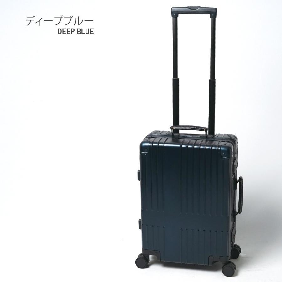 イノベーター スーツケース innovator inv1811 36L Sサイズ 機内持ち込みサイズ アルミキャリーケース アルミボデー 北欧 トラベル 送料無料 2年間保証|haloaboxart|20