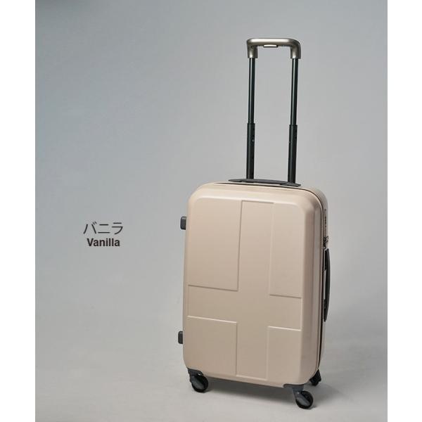 イノベーター スーツケース INV55 Mサイズ 50L 3〜4日 ファスナータイプ innovator メーカ―直送 haloaboxart 14