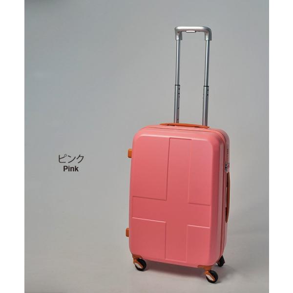 イノベーター スーツケース INV55 Mサイズ 50L 3〜4日 ファスナータイプ innovator メーカ―直送 haloaboxart 16