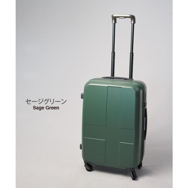 イノベーター スーツケース INV55 Mサイズ 50L 3〜4日 ファスナータイプ innovator メーカ―直送 haloaboxart 15