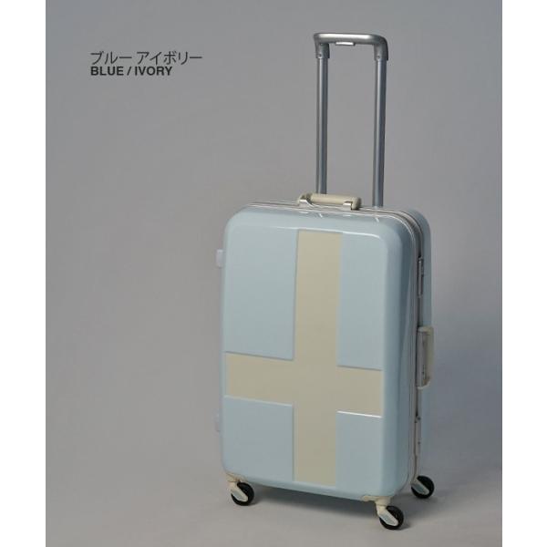 イノベーター スーツケース INV58T 限定色 Mサイズ 60L 4〜5日 フレームタイプ innovator メーカ―直送|haloaboxart|12