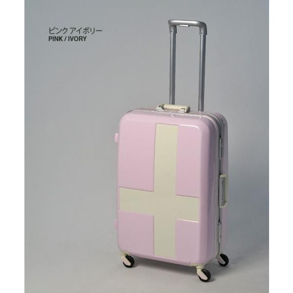 イノベーター スーツケース INV58T 限定色 Mサイズ 60L 4〜5日 フレームタイプ innovator メーカ―直送|haloaboxart|13