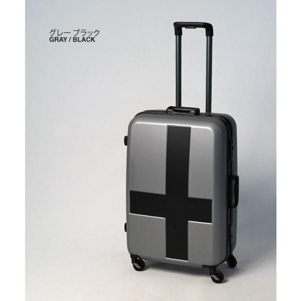 イノベーター スーツケース INV58T 限定色 Mサイズ 60L 4〜5日 フレームタイプ innovator メーカ―直送|haloaboxart|11