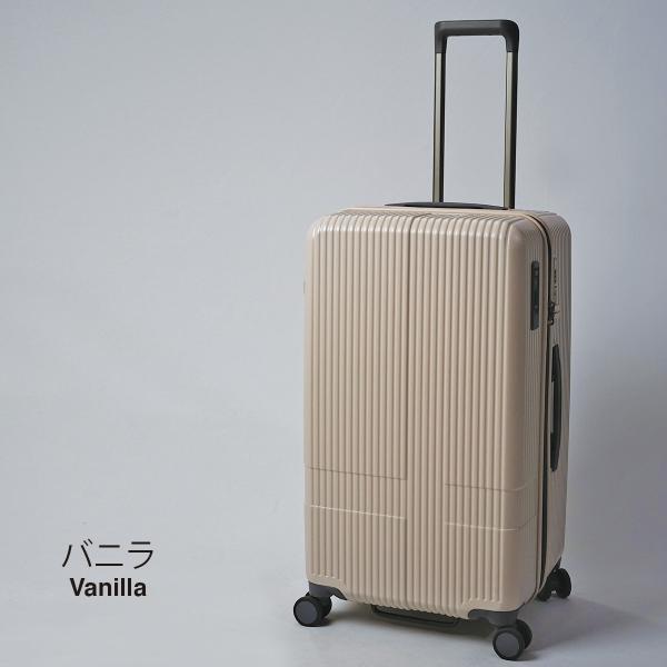 イノベーター スーツケース INV70 Mサイズ 75L 6〜7日用 ファスナータイプ エクストリーム innovator メーカ―直送|haloaboxart|11