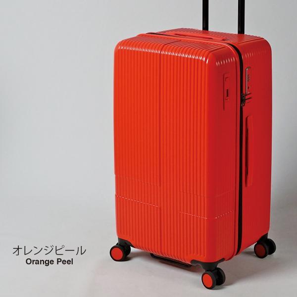 イノベーター スーツケース INV70 Mサイズ 75L 6〜7日用 ファスナータイプ エクストリーム innovator メーカ―直送|haloaboxart|15