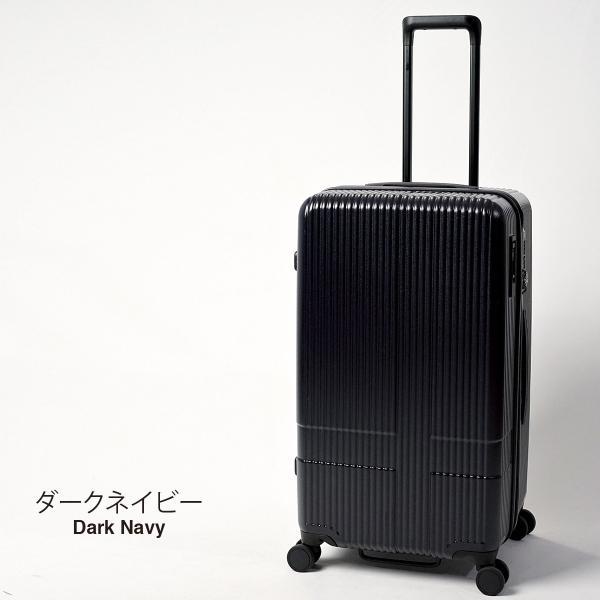 イノベーター スーツケース INV70 Mサイズ 75L 6〜7日用 ファスナータイプ エクストリーム innovator メーカ―直送|haloaboxart|13