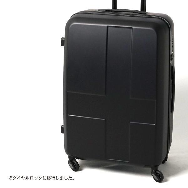 イノベーター スーツケース INV63 Lサイズ 70L 5〜6日 ファスナータイプ innovator メーカー直送|haloaboxart|12