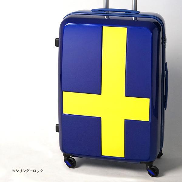 イノベーター スーツケース INV63 Lサイズ 70L 5〜6日 ファスナータイプ innovator メーカー直送|haloaboxart|17