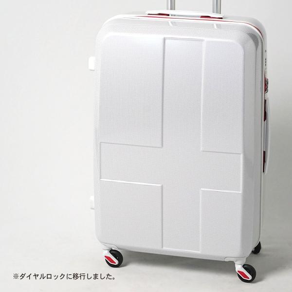 イノベーター スーツケース INV63 Lサイズ 70L 5〜6日 ファスナータイプ innovator メーカー直送|haloaboxart|16