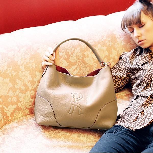 【ロベルタ】トートバッグ レディース 『GLOW』『BAILA』掲載 マドンナも恋するRロゴのふかふかA4革バッグ Lene(レーネ)ロベルタディカメリーノ 通勤|hamano|22