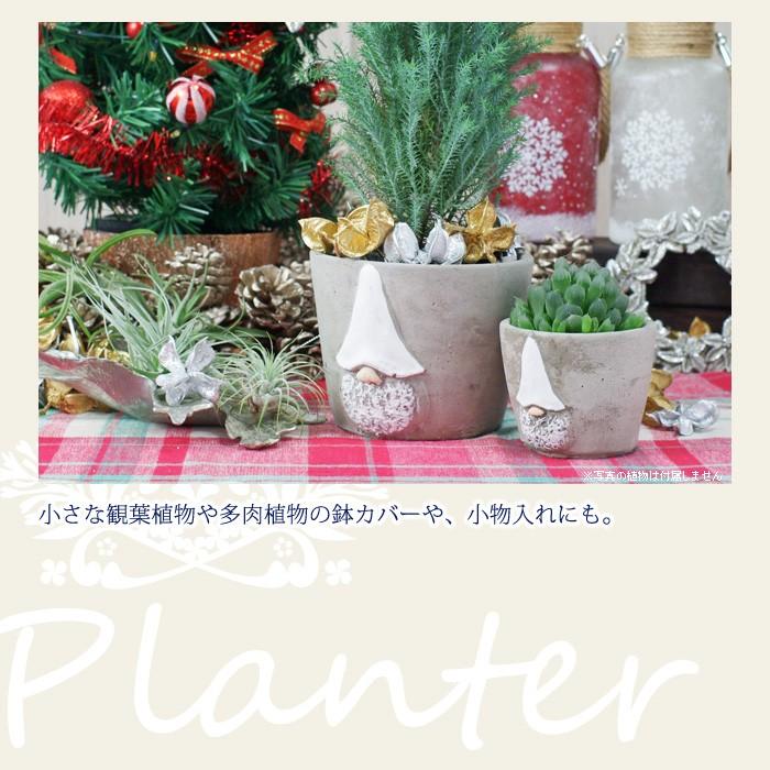 小さな観葉植物や多肉植物の鉢カバーや、小物入れにも。