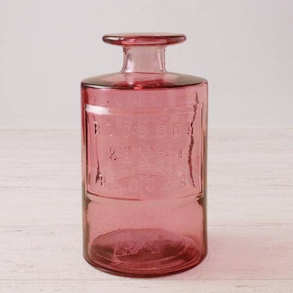 フラワーベース 花瓶 ガラス バレンシア・リサイクルガラスベース7|hana-kazaru|25