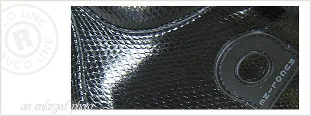 ルコライン靴(アージレ)スニーカー RUCO LINE靴 NO.114BK(ブラック) 定番商品 限定品 MANTA ファスナー付き