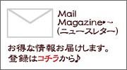 ニュースレター登録