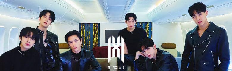 Monsta X グッズ