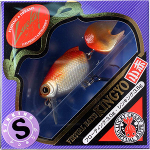 ラッキークラフト 金魚 小赤40S hapinetangler 10