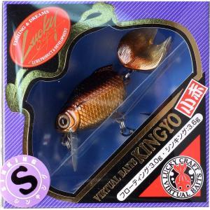 ラッキークラフト 金魚 小赤40S hapinetangler 12