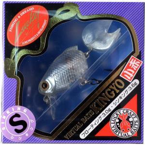 ラッキークラフト 金魚 小赤40S hapinetangler 13