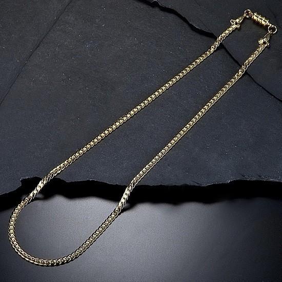 磁気ネックレス おしゃれ ネックレス 喜平 肩こり暖和 頭痛暖和|happinesnet-stora|06