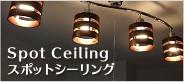 Spot Ceiling スポットシーリング