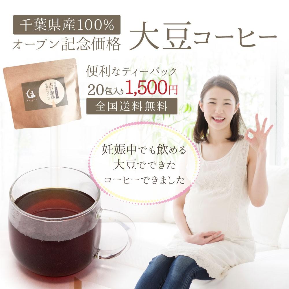 大豆コーヒーティーパック20包