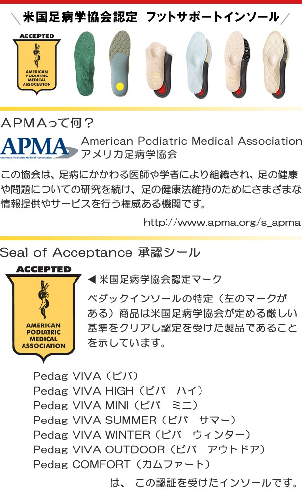 APMAについて