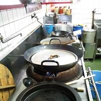 餃子はココで作られる