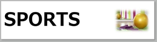 トップページバナーカテゴリースポーツ