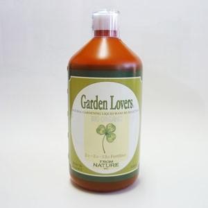 有機液体肥料ガーデンラバーズ