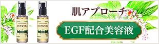 肌アプローチ EGF配合美容液
