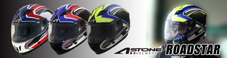 【ASTONE】フルフェイスヘルメット ROADSTAR