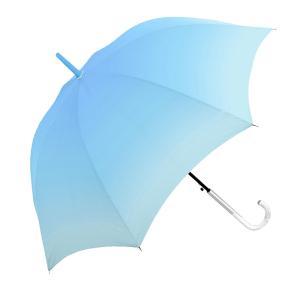 傘 かわいい グラデーション 長傘 パステル 女の子 中学生 傘 58cm おしゃれ 通学 シンプル 軽量 キッズ 小学生 ガールズ 大人 オルチャン 雨具 カサ|hauhau