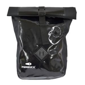 防水 リュック pirarucu ピラルク リュックサック メンズ バックパック デイバッグ 防水バッグ 大容量 20L GP-002 通勤 通学 流行|hauhau