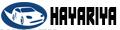 HAYARIYA ロゴ