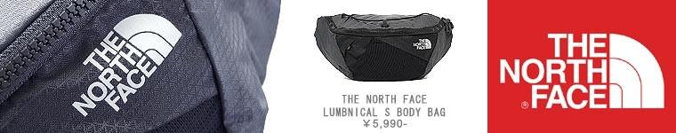 THE NORTH FACE ノースフェイス LUMBNICAL S ラムニカルS ボディバッグ!
