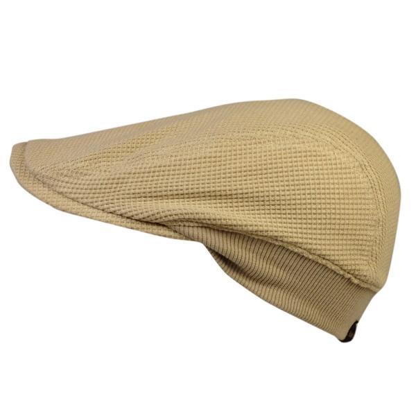 (ジロウズ)JIRROUZ 驚きどんな髪型でもかっこよく決まる 男女兼用 リブがついて被り易い ワッフルハンチング オールシーズン  ハンチング帽|headwear-blake|18