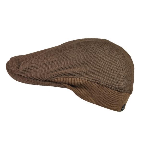 (ジロウズ)JIRROUZ 驚きどんな髪型でもかっこよく決まる 男女兼用 リブがついて被り易い ワッフルハンチング オールシーズン  ハンチング帽|headwear-blake|16