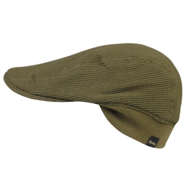 (ジロウズ)JIRROUZ 驚きどんな髪型でもかっこよく決まる 男女兼用 リブがついて被り易い ワッフルハンチング オールシーズン  ハンチング帽|headwear-blake|21