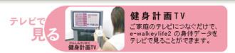 コナミ 健身計画TV HAE17-JA
